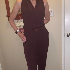 NWT White House Black Market jumpsuit